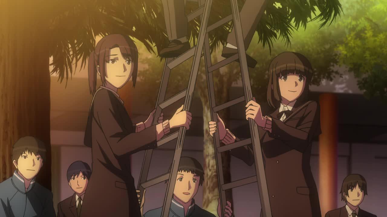 Amagami SS odc24
