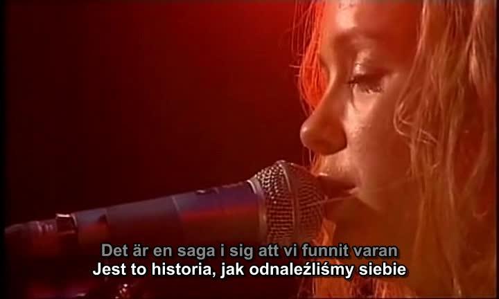 Lisa Ekdahl - Vem vet Kto wie