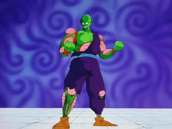 Sztuka Gigantyzacji Szatana Piccolo [HD]