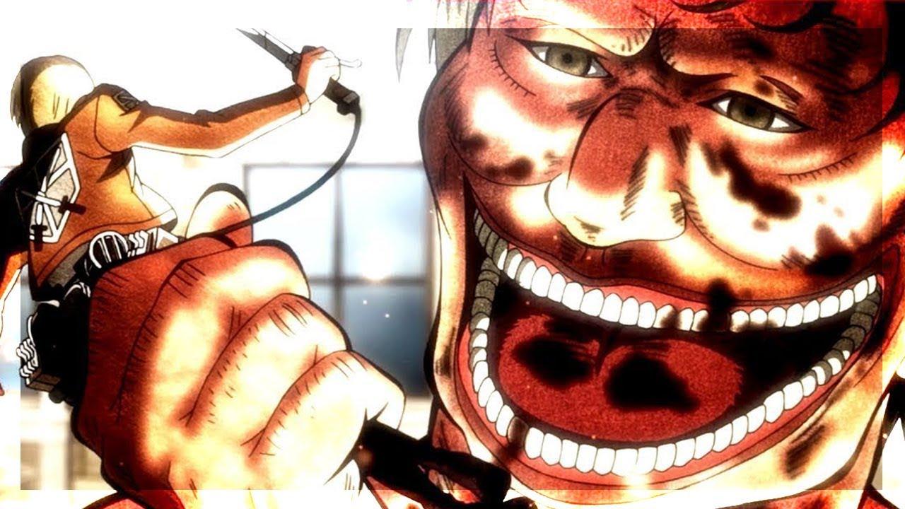 Kim jest BIGMOUTH TITAN!? - Attack on titan | Ripley