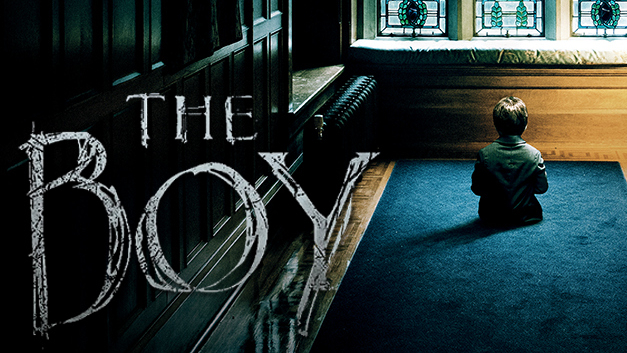 The Boy (2016) Lektor PL