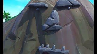 Odwiedź Wielką Twarz W Jungli Wyzwania Fortnite Sezon 8 Tydzien