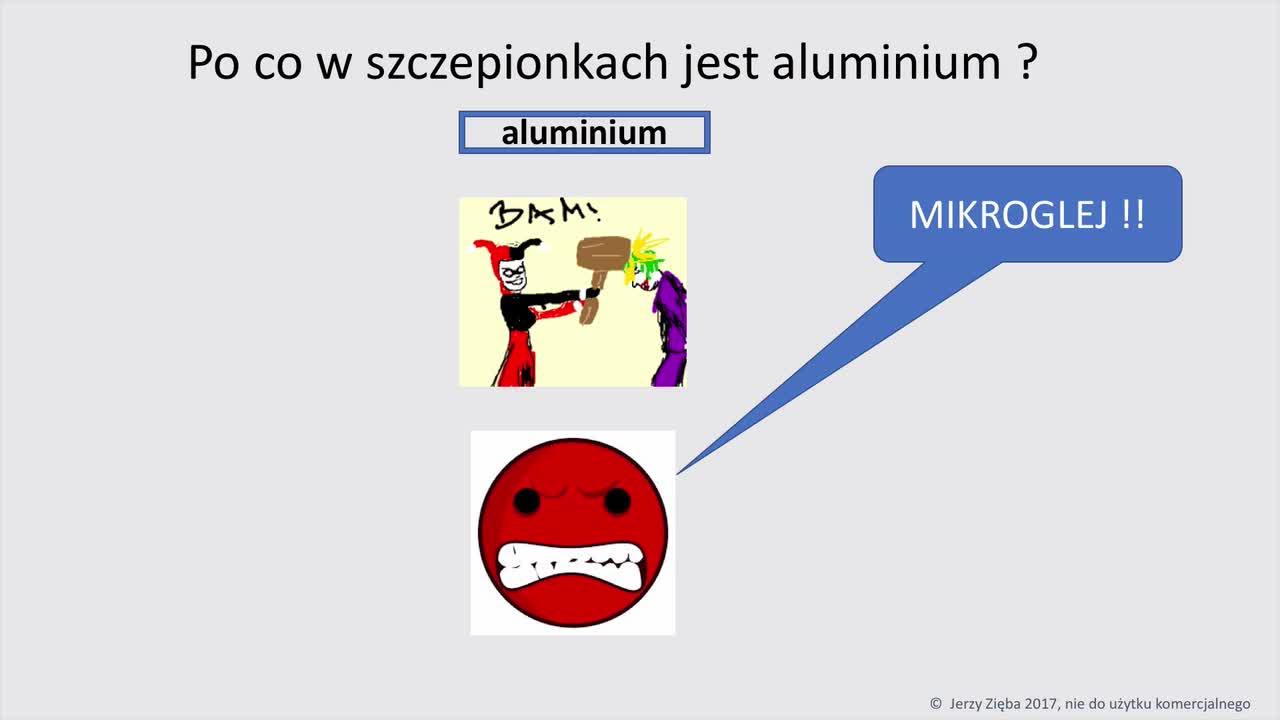 Jerzy Zięba - Szczepionki film cz. 09