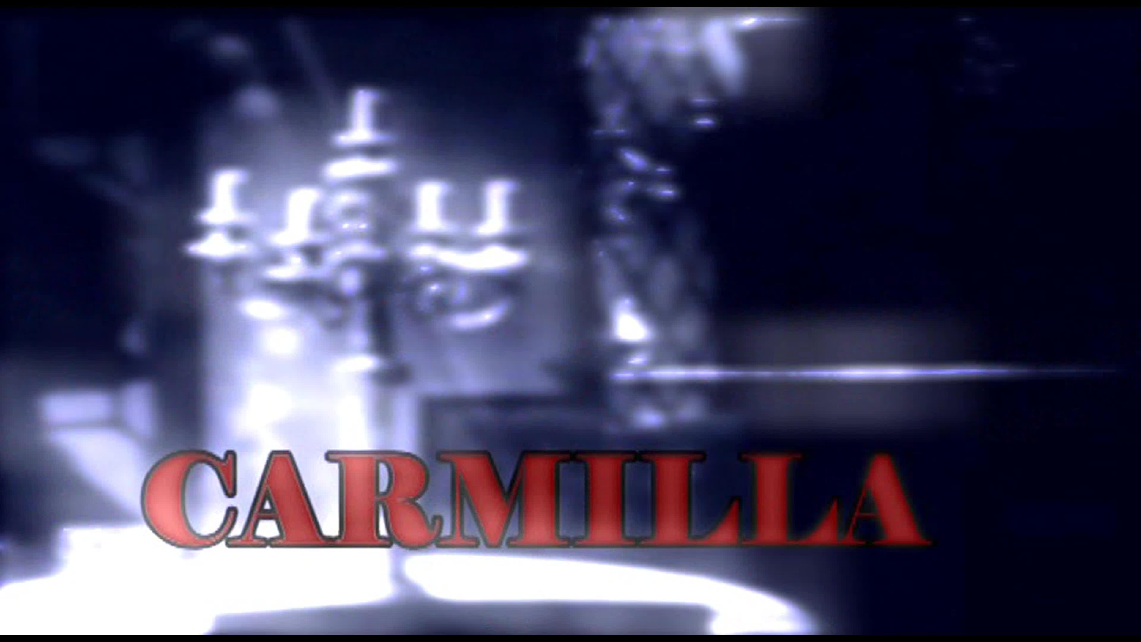 VAMPIRE TALES-CARMILLA