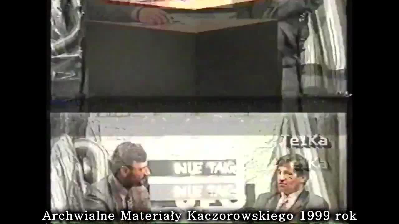 WYWIADY I ROZMOWY TV - TELKA 1999 IMAGOTERAPIA KACZOROWSKIEGO p. t.