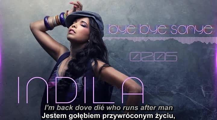 Indila - Bye Bye Sonyé Pa pa Śpioszku