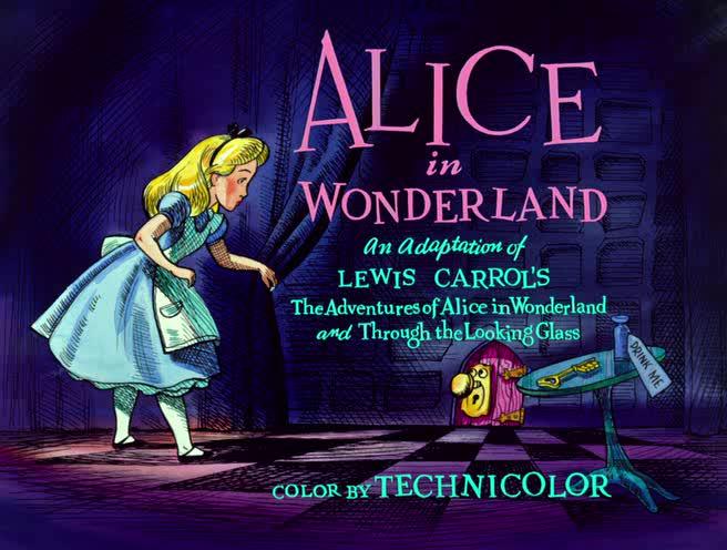 Alicja W Krainie Czarów Alice In Wonderland 1951 Dubbing 720p