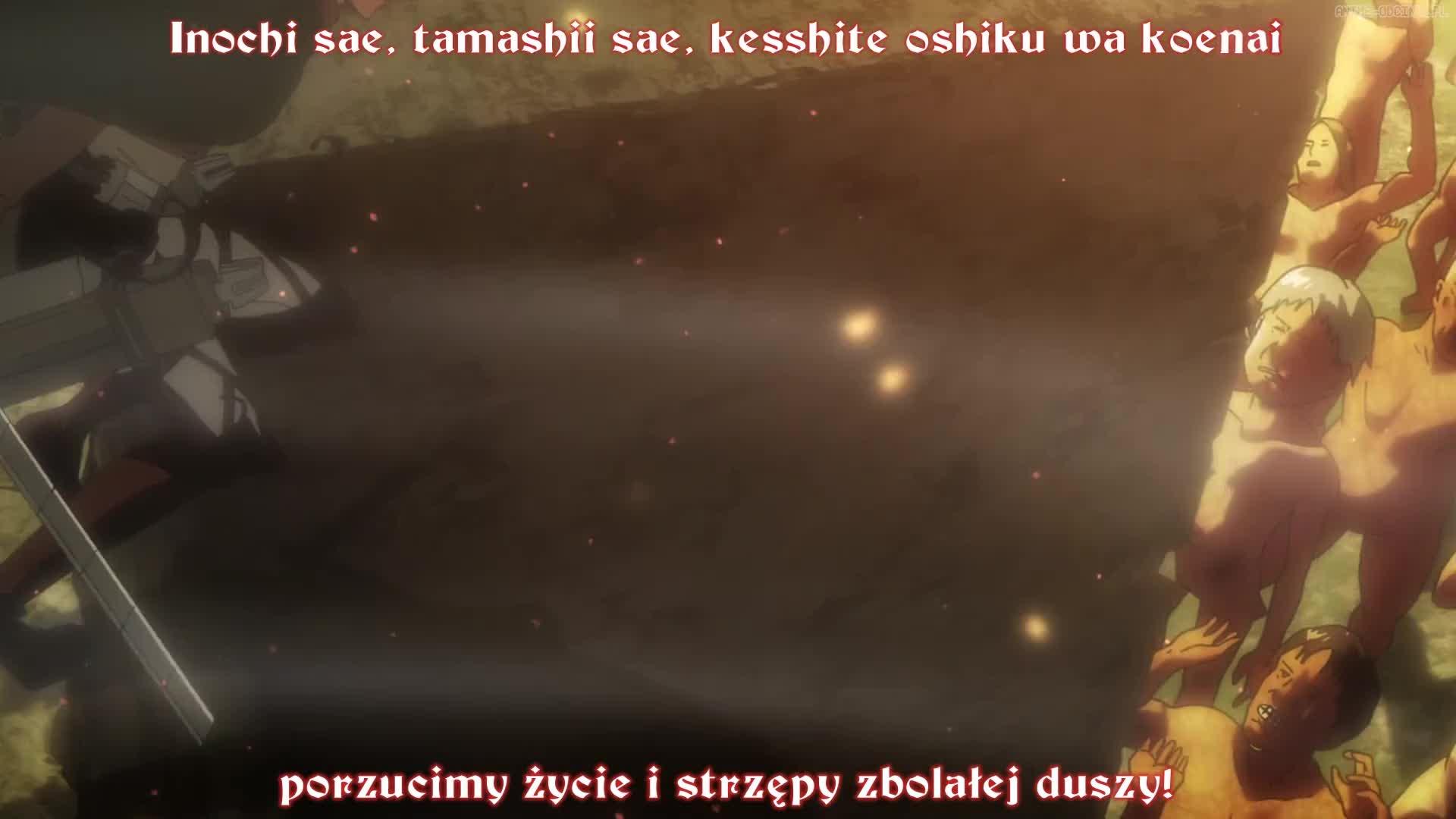 Shingeki no Kyojin 2 – 09 PL Full HD