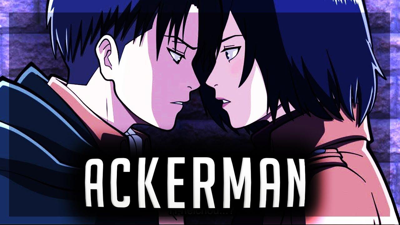 Czy MIKASA i LEVI są SPOKREWNIENI!? - Attack on titan | Ripley