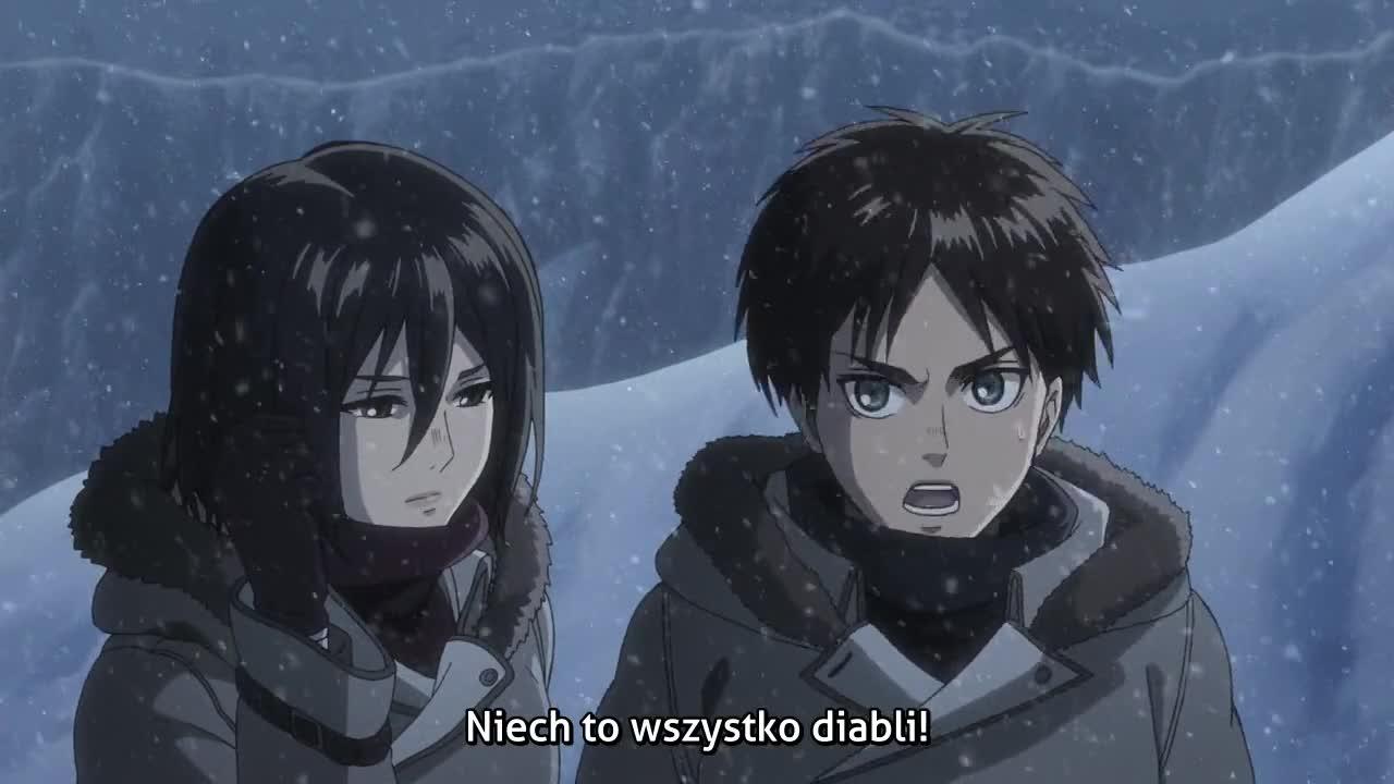 Shingeki no Kyojin / Atak Tytanów S02E05 (Napisy PL)