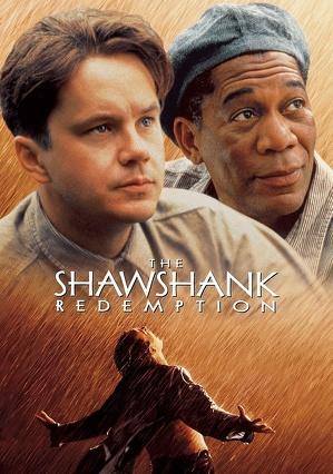 Plakat filmu Skazani na Shawshank (1994)