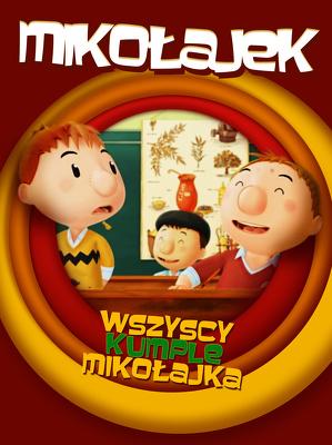 Mikołajek Wszyscy Kumple Mikołajka 2009 Dubbing Pl 720p Wideo W