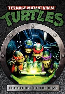 Wojownicze żółwie ninja II: Tajemnica szlamu (1991) Lektor PL