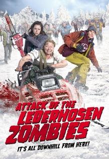 Atak tyrolskich zombie (2016) Lektor PL