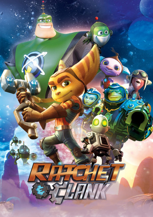 Ratchet i Clank 2016
