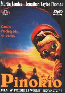 Pinokio (1996) Lektor PL