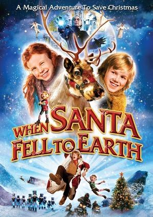 Znalezione obrazy dla zapytania Kiedy Święty Mikołaj spadł z nieba film.