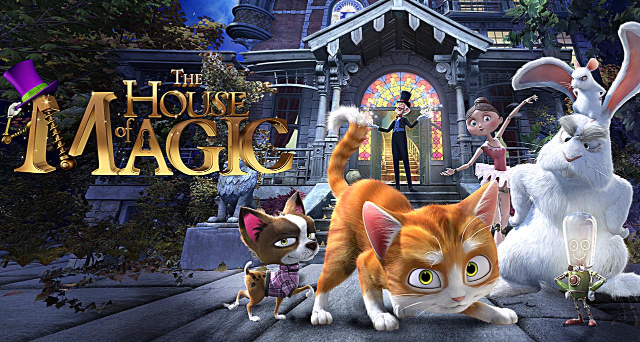 Piorun I Magiczny Dom 2013 Dubbing Pl 1080p Cda