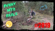 Funny MTB fails  DOWNHILL  2019 #5