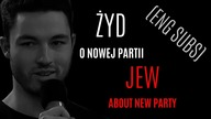 ŻYD o nowej partii Ruch 11 listopada!/ JEW about new party! (ENGLISH SUBTITLES)