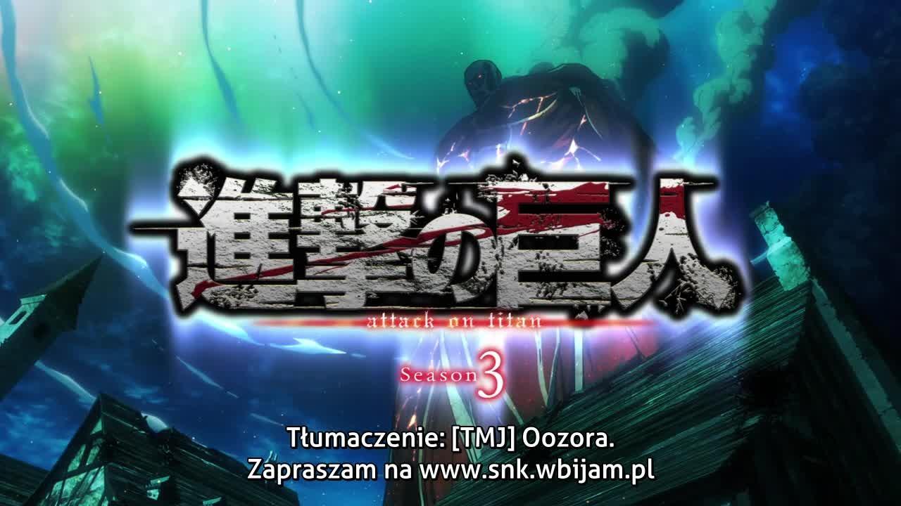 01 - Attack On Titan Season 3 Part 2 Napisy PL - CDA