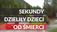 TO WIDEO. Sekundy dzieliły dzieci od śmierci https://towideo.pl/ https://www.facebook.com/towideo/ https://twitter.com/towideo