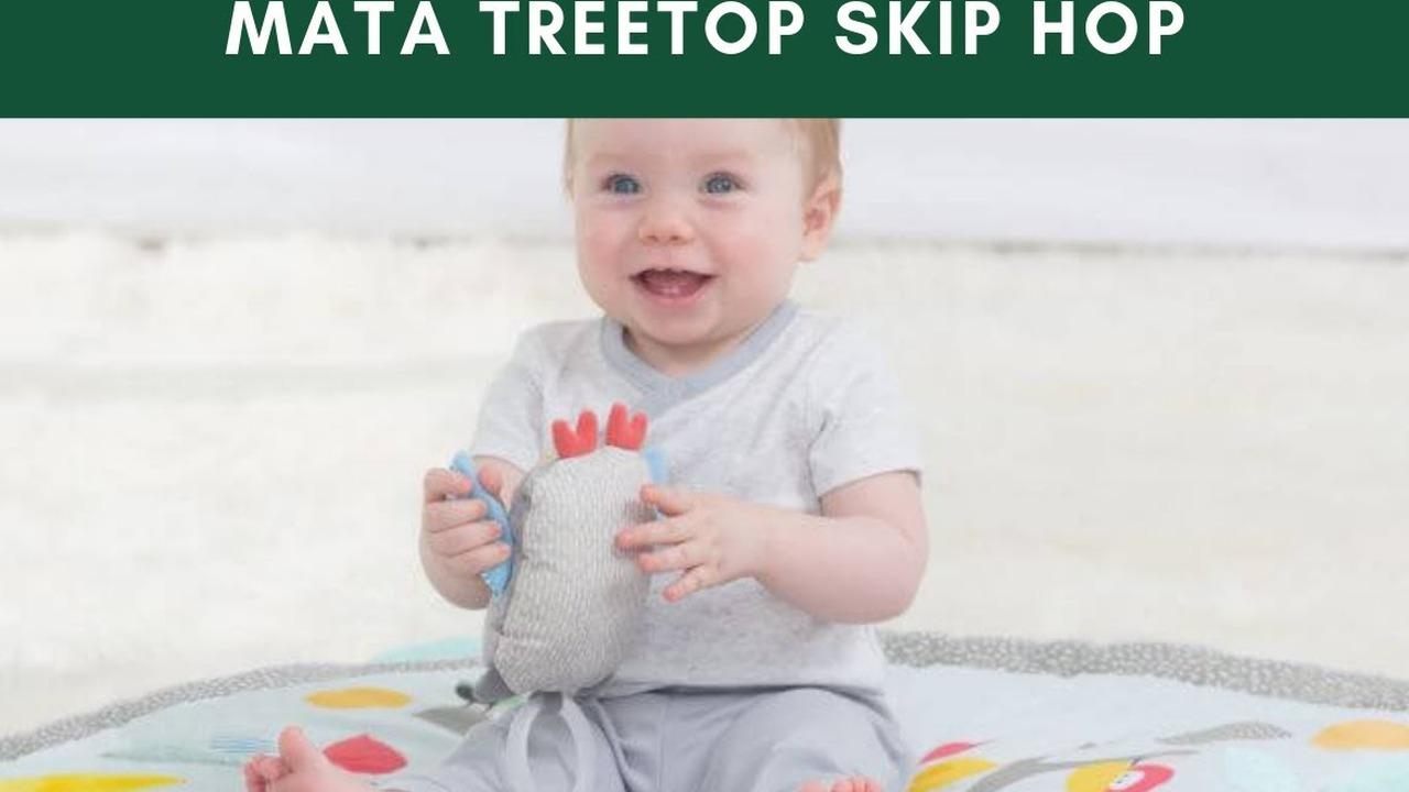 Mata edukacyjna Treetop GreyPastel Skip Hop CDA