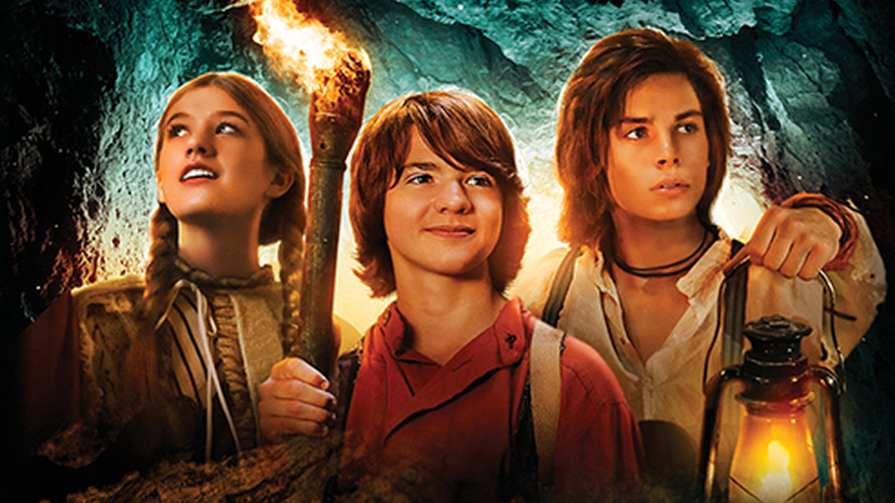 Tom Sawyer i Huckleberry Fin (2014) Lektor PL