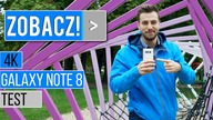 Galaxy Note 8  Recenzja i Test | TechnoStrefa