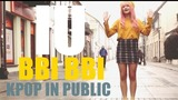 [KPOP IN PUBLIC CHALLENGE POLAND] IU -BBI BBI dance cover by SAGI