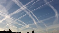 Chemtrails (London 12. 04. 2015)