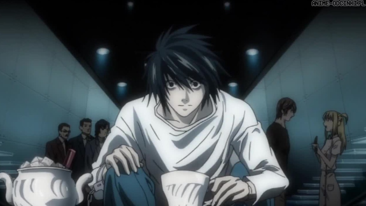 Death Note Odcinek 22