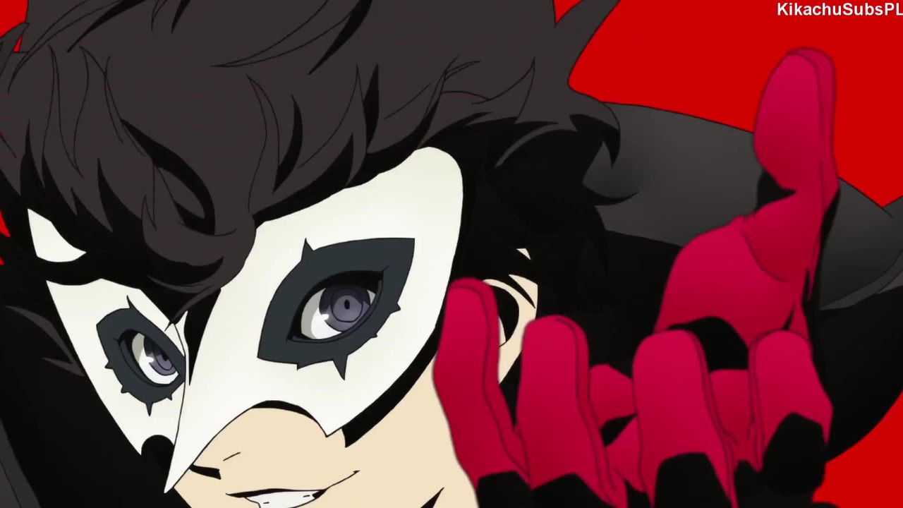 [KikachuSubsPL]Persona 5 The Animation 04 Napisy PL