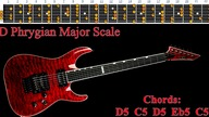 Cruel Aggressive Metal Style Backing Track - D Phrygian Major Scale  | 155 bpm [NCTracks Release]