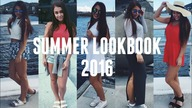 SUMMER LOOKBOOK 2016 | Wiktoria