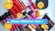 Haul/zakupy makeup z AliExpress i Ebay cz 1. ColourPoP Lime Crime Real Techniques