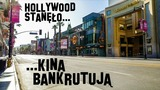 Wymarłe Hollywood w Kwarantannie