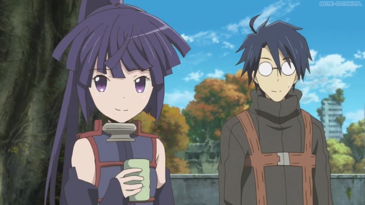 Log Horizon Odcinek 23