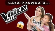 JAK WYGLADAJA CASTINGI DO THE VOICE KIDS?