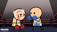 The Boxer - Cyanide & Happiness Shorts (Dubbing PL)