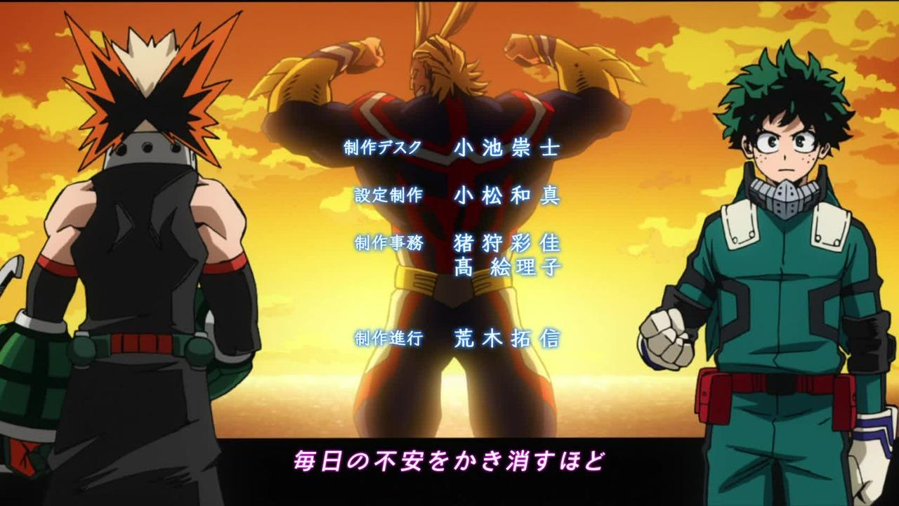 25 - Boku no Hero Academia 4th Season [Napisy PL] - CDA