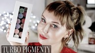 Recenzja TURBO PIGMENTY Glam Shop | DELICIOUS BEAUTY
