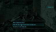 Fallout 3 - BoS recruit saving