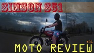 SIMSON s51 - Moto Review #01
