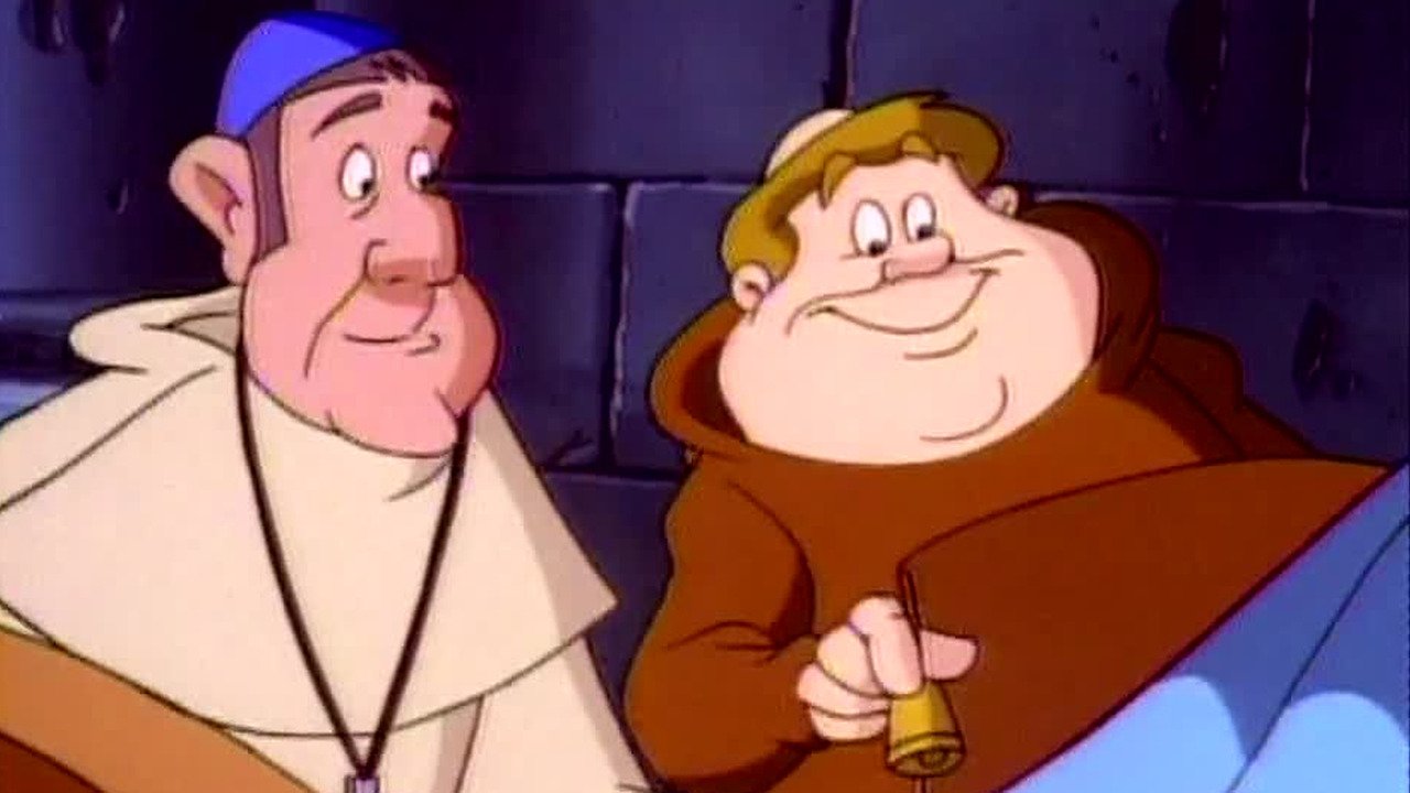 Dzwonnik Z Notre Dame 1996 The Secret Of The Hunchback Pl Hd720p 720p Cda