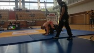 ADCC European Trials: Pro -87,9 kg Oskar Piechota (points time) first fight