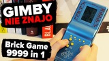 Brick Game 9999 in 1 | GIMBY NIE ZNAJO #66