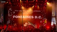 Glastonbury 2019 Fontaines D. C.