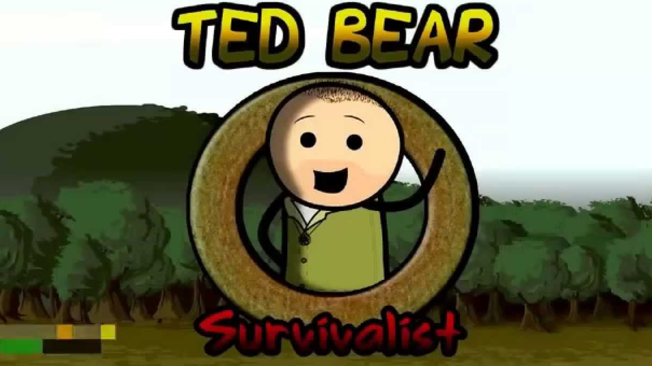 Cyanide & Happiness - Ted Bear (Dubbing PL)