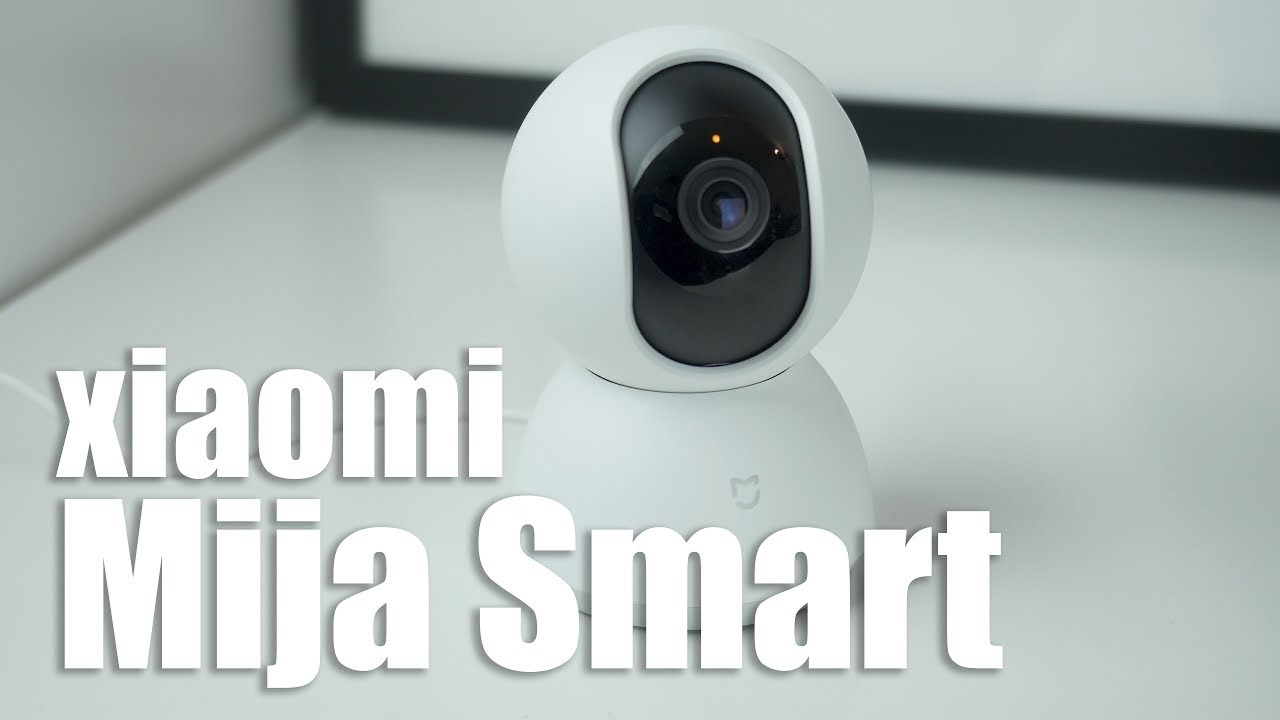 Big Brother i Nocne Kamery - Xiaomi Mija Smart Camera WiFi